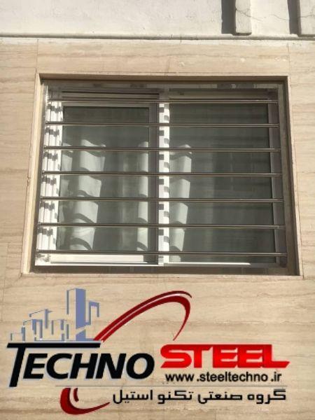حفاظ پنجره استیل