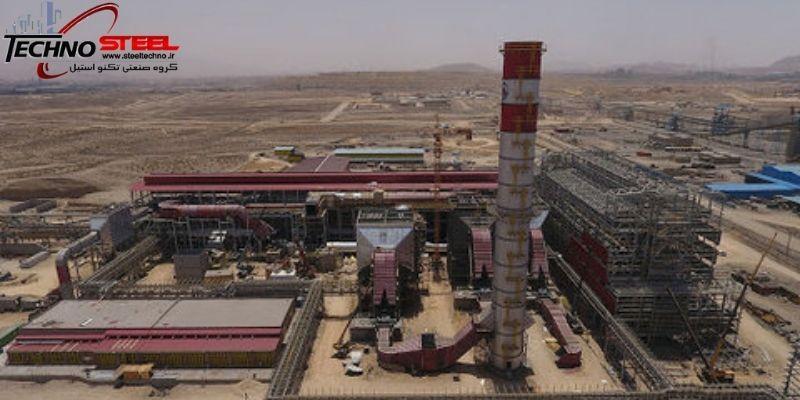 تکمیل شدن ظرفیت تولید کارخانه استیل سیرجان